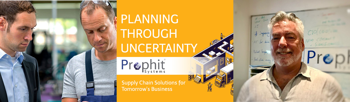 Prophit Systems delivers supply chain solutions to manufacturing companies worldwide